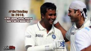 When VVS Laxman once again came in between Australia and victory!