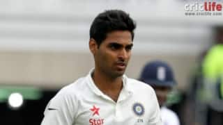 Bhuvneshwar Kumar receives death threats
