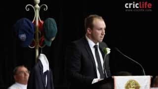 Phil Hughes' brother returns to cricket with a '63′