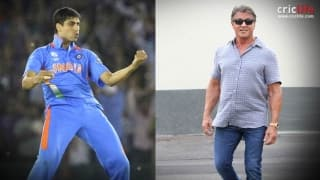 Inspired by Ashish Nehra's comeback, Sylvester Stallone to make Rocky 8