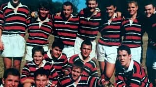 Can you spot Kevin Pietersen in this rugby team picture?