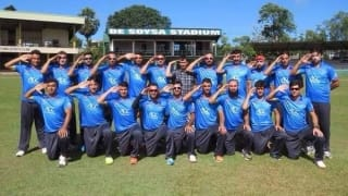 """Afghanistan cricket team wishes nation, """"Happy Independence Day"""""""