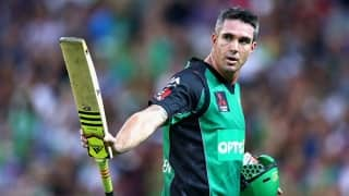 In-form Kevin Pietersen feels he will be honoured if gets to represent England at World T20