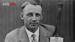 An Austrian honour for Don Bradman