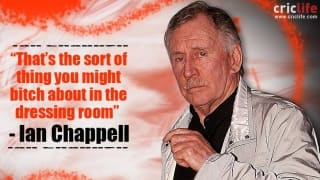 Ian Chappell lashes out at Indian team