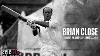 Remembering Brian Close: 25 things about cricket's courage personified