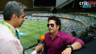 ICC Cricket World Cup 2015: Sachin Tendulkar feels more runs being scored in ODIs due to changes in rules and emergence of T20 cricket