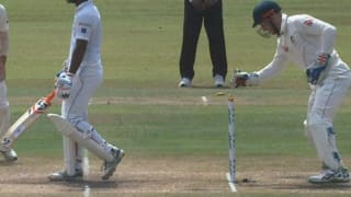 VIDEO: Peter Nevill defends his 'sneaky' work behind the stumps; calls the stumping 'fair'