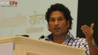 Sachin Tendulkar adds glamour to 35th National Games