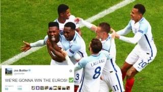 Cricket fraternity reacts to Euro 2016 match between England and Wales