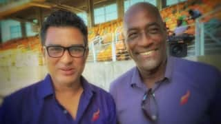 When Sir Viv Richards had to 'pester' Sanjay Manjrekar for a picture