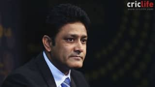 Kumble finds a unique talent in his spin hunt