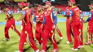 Royal Challengers Bangalore's 10 over magic