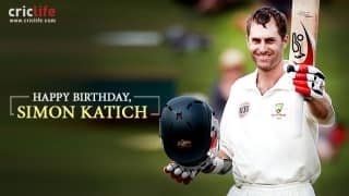 Simon Katich: Eight facts about the Australian all-rounder