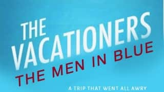 The Vacationers: An account of India's travails Down Under in 2014-15