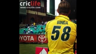 Brett Lee: 'Can I first start by thanking my amazing family'