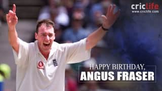 Angus Fraser: 11 interesting things to know about the gentle giant of English cricket
