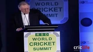 Ian Chappell pays tribute to Mansur Ali Khan Pataudi at World Cricket Summit