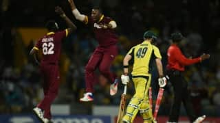 LIVE Streaming, WI vs AUS, Tri-Nation Series Final: Watch Live Telecast of West Indies vs Australia at Bridgetown on TenSports.Com