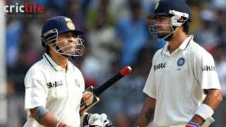 Virat Kohli surpasses Sachin Tendulkar to be the most followed Indian sportsman on Twitter