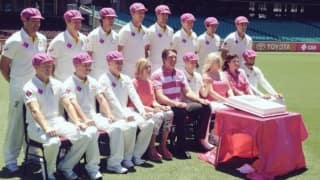 It's pink Test time again at Sydney