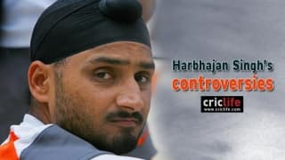 Harbhajan Singh: 11 controversies involving the 'Turbanator'