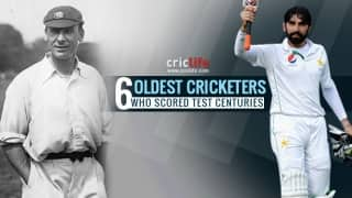 Infographic: Misbah-ul-Haq and 5 other oldest cricketers to score Test centuries