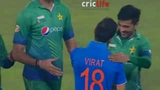 Gracious Virat Kohli and talented Mohammad Amir: Class performers and the mutual respect