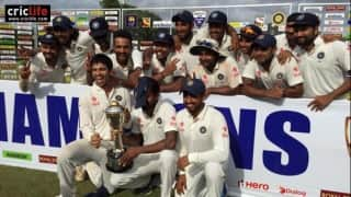 In Pictures: Story of India's emphatic win at SSC Colombo