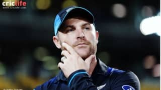 Video: When Brendon McCullum and co paid tribute to Phil Hughes
