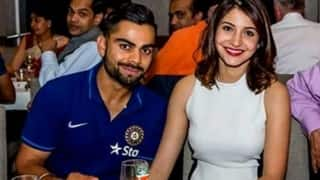 """VIDEO: How Virat Kohli counter-attacked a question on """"patch-up with Anushka Sharma"""""""