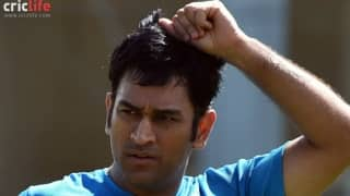 MS Dhoni fined for traffic act violation