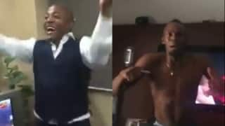 VIDEOS: Brian Lara, Usain Bolt celebrate West Indies win with their version of Champion Dance