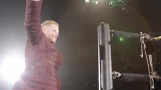 Video: 'Special guest' Ben Stokes attend WWE event in London; spends time with wrestling superstars