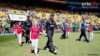 ICC World Cup 2015: Moods and moments from New Zealand vs England, Wellington