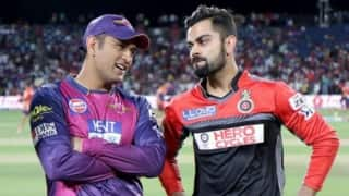 MS Dhoni vs Virat Kohli in the United States?