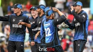 ICC World Cup 2015: Moods and moments from New Zealand vs  Sri Lanka