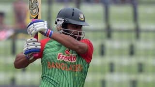 Tamim Iqbal completes 29th ODI fifty as Bangladesh cruise towards target in 2nd ODI vs Pakistan at Mirpur