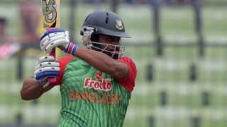 Tamim Iqbal completes 29th ODI fifty