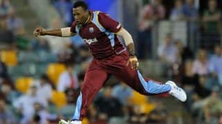 Kieron Pollard out of West Indies squad for ICC World T20 2014 due to injury