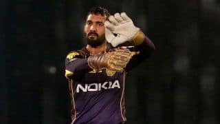 Dinesh Karthik tenders unconditional apology over CPL appearance