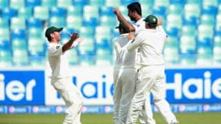 Pakistan vs New Zealand 2014: Pakistan are still in the game, says Shan Masood