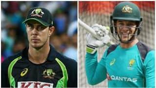 क्रिस लिन और टिम पेन की ऑस्ट्रेलियाई वनडे टीम में वापसी
