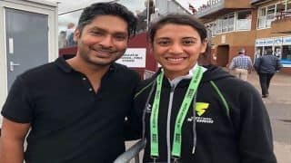 Smriti Mandhana names this sri lanka legend as her cricket idol