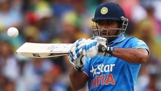 India vs England, 6th ODI in Perth: Ambati Rayudu dismissed by Stuart Broad