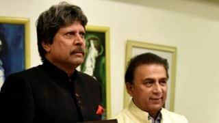 Sunil Gavaskar lights up Kapil Dev's night by denying axing allegations
