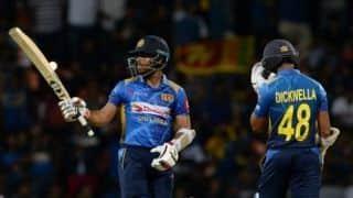 1st T20I: Mendis quickfire fifty powers Sri Lanka to 174/4