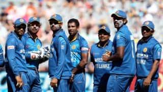 New Zealand vs Sri Lanka 2014-15 Live Cricket Score: 7th ODI at Wellington