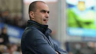 Roberto Martinez sacked by Everton following poor season in EPL 2015-16