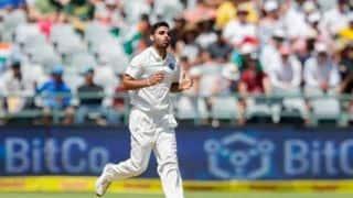 Bhuvneshwar Kumar won't be in the playing XI in the Adelaide Test: Ashish Nehra